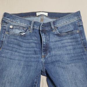 Gap Jean's, short length.